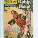 Robin Hood comic book Classics Illustrated old Volume 7 probably 1950s