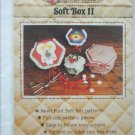 Soft Box II patch press patterns fabric boxes scrap quilting