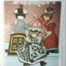 "Pattern for 17"" doll and three miniature quilts Tuesday Quilt Club"