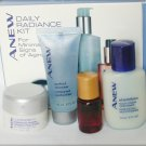 Avon ANEW Daily Radiance kit sample sizes new