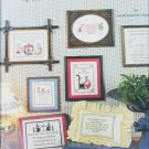 Cross stitch booklet Granny's Kitchen Janette Stone Crew designs