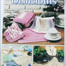 Leisure Arts 2077 Dishcloth patterns 16 designs crochet