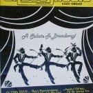 Sheet Music Magazine January 1984 Salute to Broadway