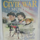 Civil War Muster 16th Annual Cascades Jackson Michigan 2000