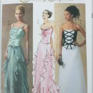 McCall 4709 elegant evening tops & skirts UNCUT sizes 10 12 14 16