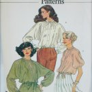 Vogue 7097 misses blouse pattern size 12 uncut loose fitting
