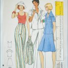 Vogue 8911 misses jacket tank top skirt pants size 12 UNCUT pattern