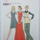Butterick 6723 misses jumper tunic & pants size 12 UNCUT pattern