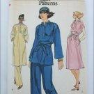 Vogue 9972 dress top pants size 12 uncut pattern