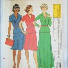 Vogue 8945 misses top skirt size 12 UNCUT pattern Stretch knit only