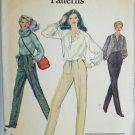 Vogue 7275 Misses pants UNCUT pattern size 25 1/2 to 26