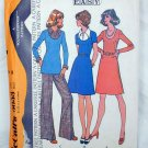 McCall 3653 misses dress top and pants UNCUT size 12 bust 34
