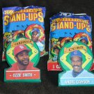 Superstar Stand Ups Tops baseball Ozzie Smith & Andre Dawson