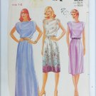 Butterick 3790 misses dress loose fit size 14 B 36