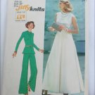 Simplicity 6653 misses knit dress top pants size 16 B 38 pattern