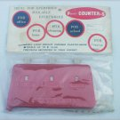 Plastic pocket counter sealed in package adds to 19.99 Japan