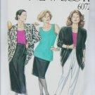 New Look 6072 misses top jacket pants skirt sizes 18 20 22 24 26 28 UNCUT