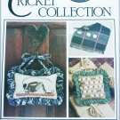 Cricket Collection 42 On the Hearth cross stitch pattern leaflet