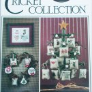 Cricket Collection 67 Advent Calendar cross stitch pattern leaflet