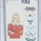 Simplicity 9761 misses collar pattern 6 styles UNCUT one size