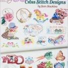 American School of Needlework 50 cross stitch patterns #3555 Sam Hawkins