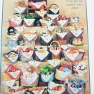 Bordering on Basketliners 36 cross stitch designs for basket liners