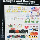 Learn to Design Special Occasions 500 designs 200 borders cross stitch patterns