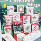 American School Needlework Christmas Mugs 30 cross stitch designs