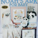 Leisure Arts 2521 Noah's Ark for Baby 19 cross stitch designs
