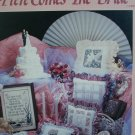 Cross stitch patterns Here Comes the Bride by Cross my Heart CSB-19