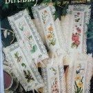 Birthday Bookmarks Leisure Arts 2374 12 cross sttich patterns