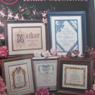Tender Moments cross stitch 11 patterns wedding mom dad Cross My Heart # CSB64