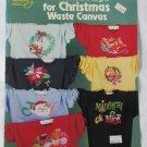 American School of Needlework Christmas Waste Canvas 3532