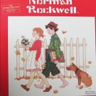 Norman Rockwell Young Love cross stitch patterns Paragon 4 designs all seasons