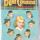 Eight Cousins Louisa May Alcott vintage 1955 Whitman edition
