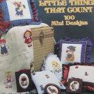 Cross stitch It's Little Things that Count 100 mini designs Gloria Pat 12