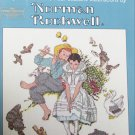 Norman Rockwell Four Ages of Love cross stitch pattern booklet Paragon