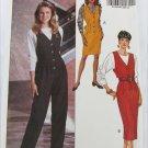 Butterick 6467 misses jumper jumpsuit & dress sizes 18 20 22 UNCUT pattern