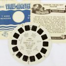 ViewMaster 4000 Jerusalem Holy City Palestine 1949 reel & booklet View Master