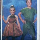 McCall 6218 Peter Pan Tinker Bell costumes child size 10 to 12 pattern