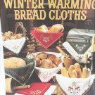 Leisure Arts 2279 Winter Warming Bread Basket Cloths cross stitch leaflet