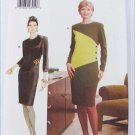 Vogue 9513 fitted dress sizes 18 20 22 uncut sewing pattern
