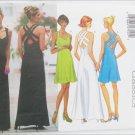 Butterick 5542 misses long short summer dress sizes 18 20 22 UNCUT pattern