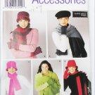 Simplicity 5251 Misses accessories set all sizes UNCUT pattern