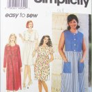 Simplicity 7152 misses dress sizes 18W to 24W UNCUT pattern