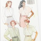 Butterick 5716 Misses blouse sizes 18 20 22 partially cut pattern