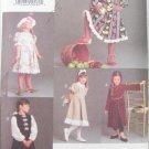 Vogue 9135 girl's dress sizes 5 6 6X UNCUT pattern