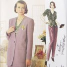Vogue 8668 misses jacket top skirt pants sizes 18 20 22 pattern