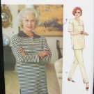 Vogue 8607 misses tunic skirt pants sizes 20 22 24 pattern very easy