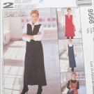 McCall 9566 misses jumper sizes 20 22 pattern